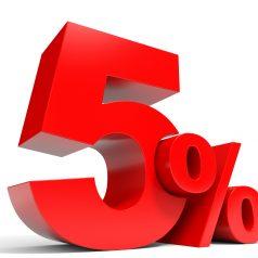 Скидка 5% на услуги автоэвакуатора